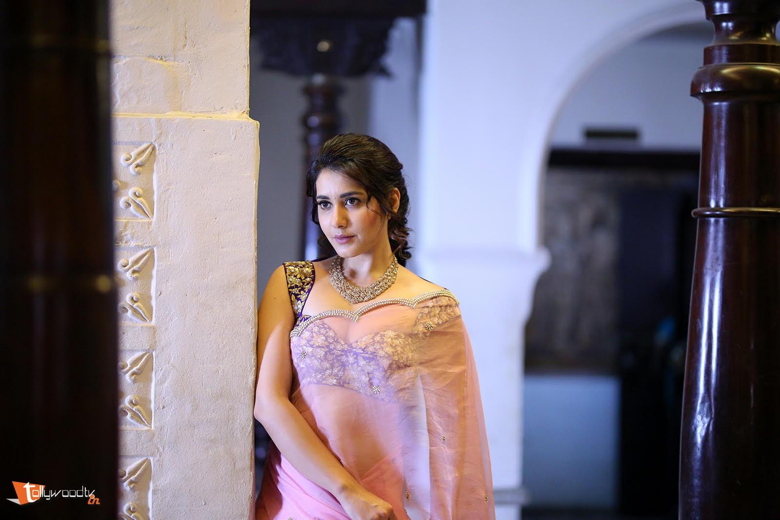 Raashi Khanna Pongal Photoshoot-HQ-Photo-10