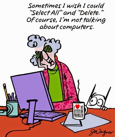 Maxine cartoons computers