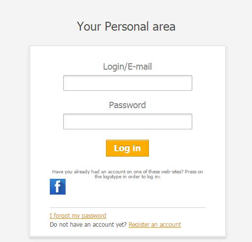 First contact forex login