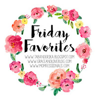 http://www.momfessionals.com/2016/03/friday-favorites-best-week-edition.html