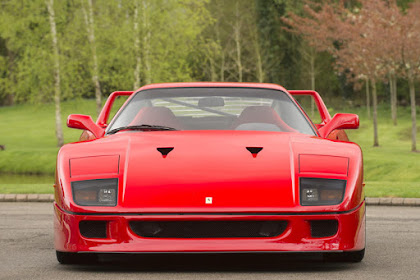Here's your likelihood to have a rare piece of Ferrari history