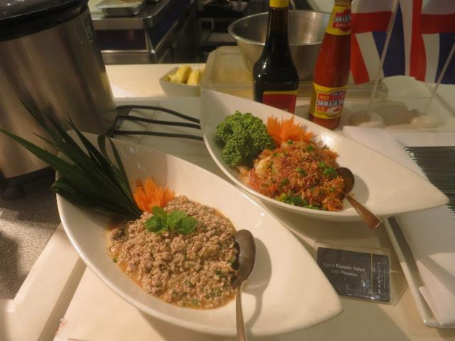 Marriott Cafe Thai Promo