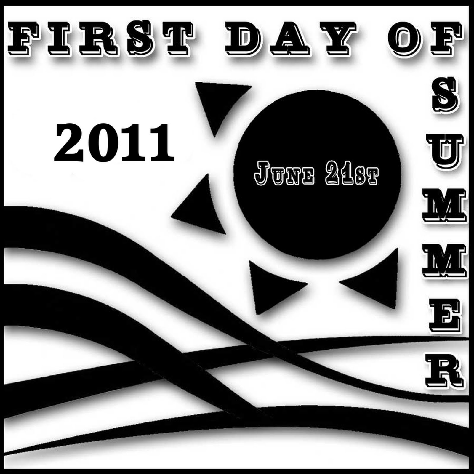 First Day of Summer Summer solstice