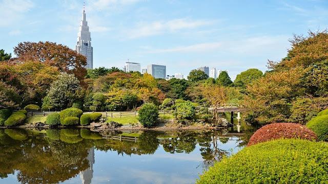 Parc Shinjuku-gyoen