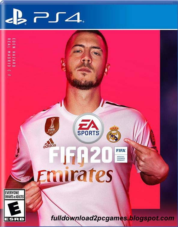 This Is H5N1 Wonderful Football Simulation Video Game Developed By EA Vancouver FIFA twenty Free Download PC Game- CPY