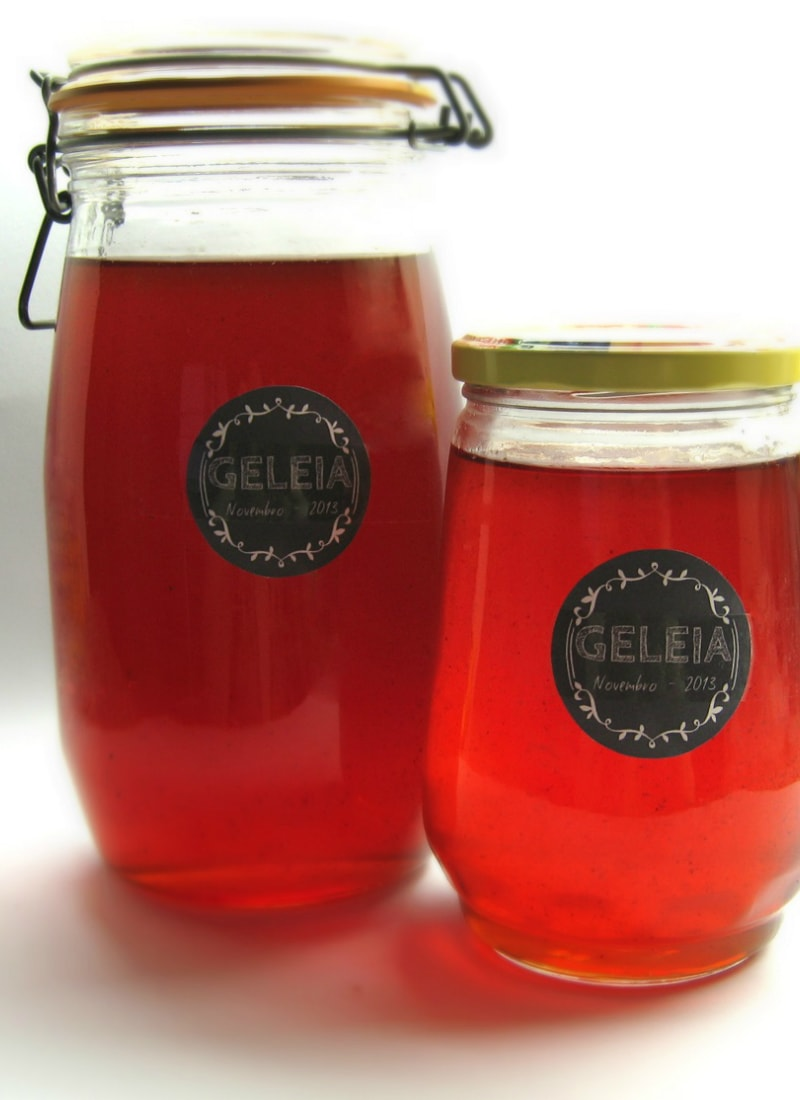 Geleia de marmelo / Quince jelly