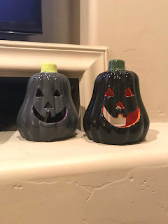 Color me mine pumpkins