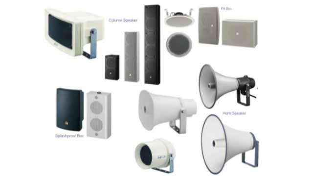 Harga Speaker TOA Modern dan Bagus