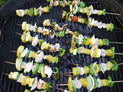 Grilled Kabobs: LadyD Books