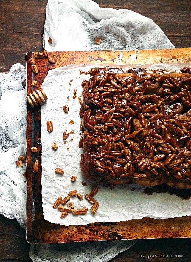 Tom Hiddleston's Cinnamon Pecan Sticky Buns