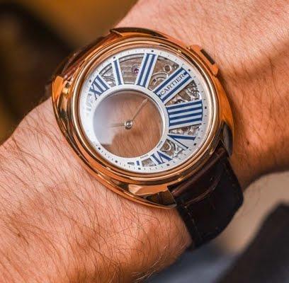 Clé Relojes BaratoReloj Misterioso De Cartier Mejor Replicas 0vm8nwNO