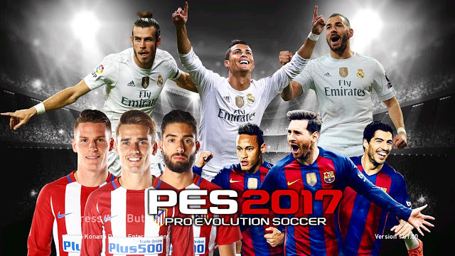 pes 2017 start screen pack hd fresh games download