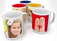 Logo Vinci gratis la tazza personalizzata con il contest di San Valentino