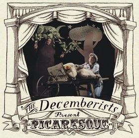 Los mejores discos de 2005 THE DECEMBERISTS - Picaresque