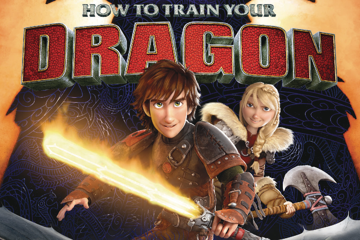 how to train your dragon summary