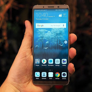Huawei-Mate-10-pro-شاشة