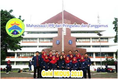 IPB Segera Gelar GOLD MIDUS 2018 di Kabupaten Pringsewu