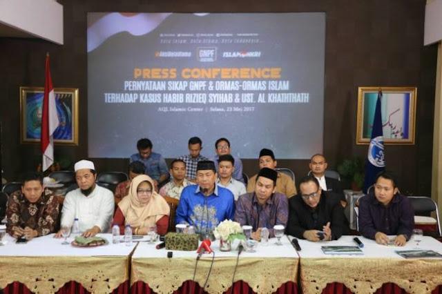 Soal Chat Fitnah, Kuasa Hukum Habib Rizieq Laporkan Tiga Pihak Ini