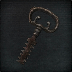 Underground Cell Key