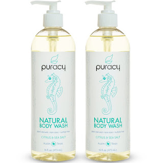 Puracy Natural Body Wash Review