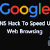 How to Change Default DNS to Google DNS for Faster Internet