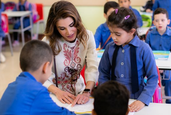 Zarqa Governorate school fair called Back-to-School Health Fair