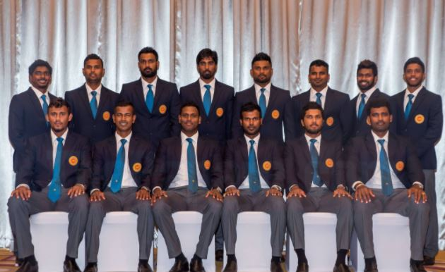 SL Team Captain In ICC Champions Trophy 2017 As Compare To 2013