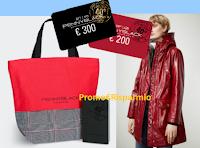 Logo ''PennyBlack 40'' vinci gratis Kit con agenda e bag ma anche buoni acquisto e Parka PBForty