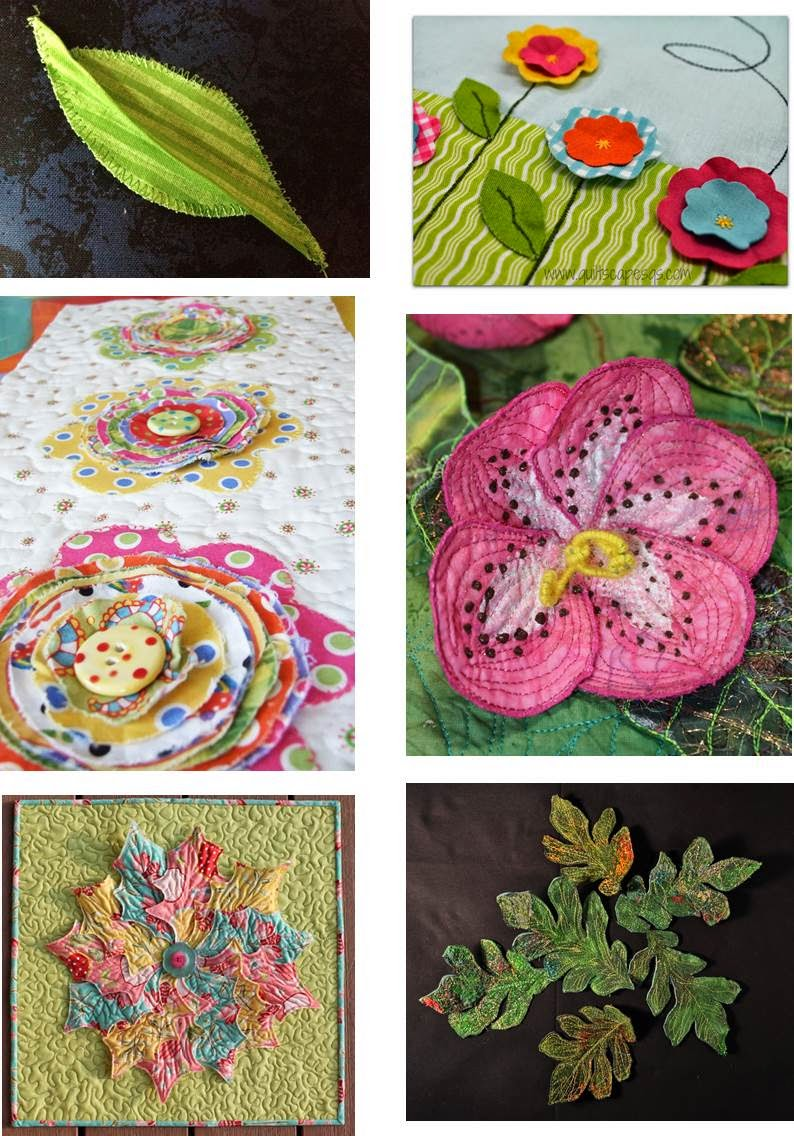 Quilt Inspiration: Another dimension in quilting: 3D Quilts !
