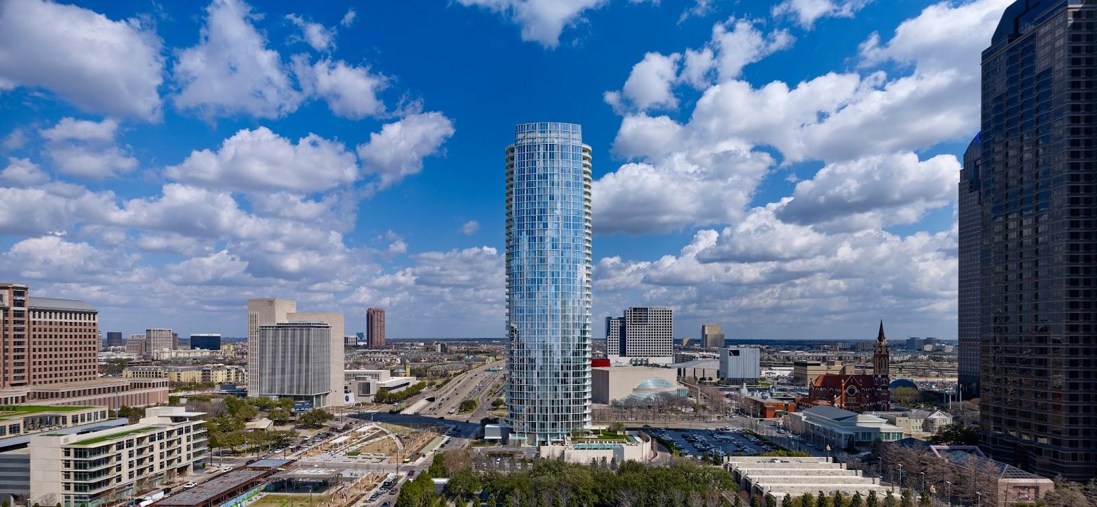 April 2013 Museum Tower Dallas