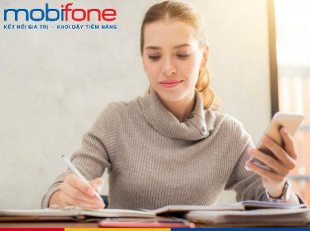Khuyến mãi MobiFone tháng 10/2018