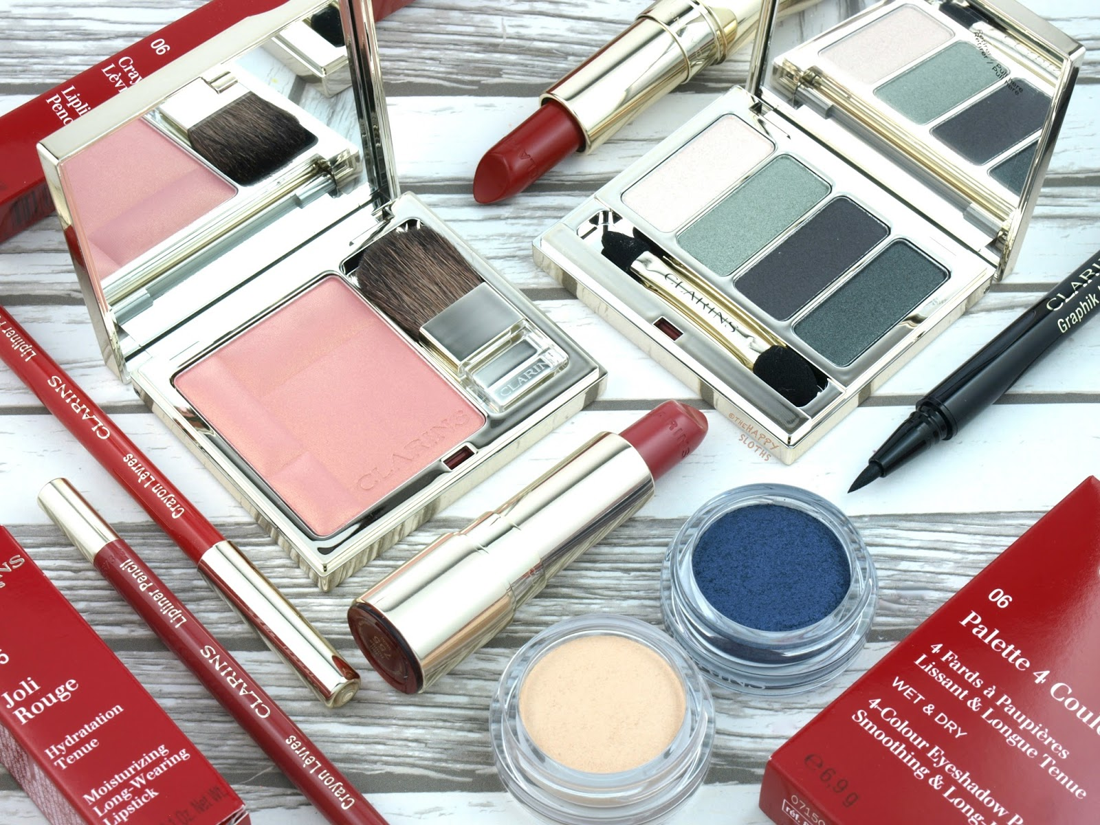 Clarins Fall 2017 Collection Review and Swatches