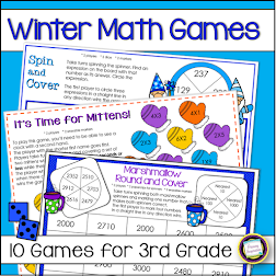 Get Ready for Winter Math!