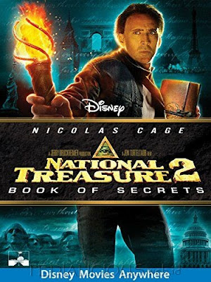Sinopsis film National Treasure: Book of Secrets (2007)