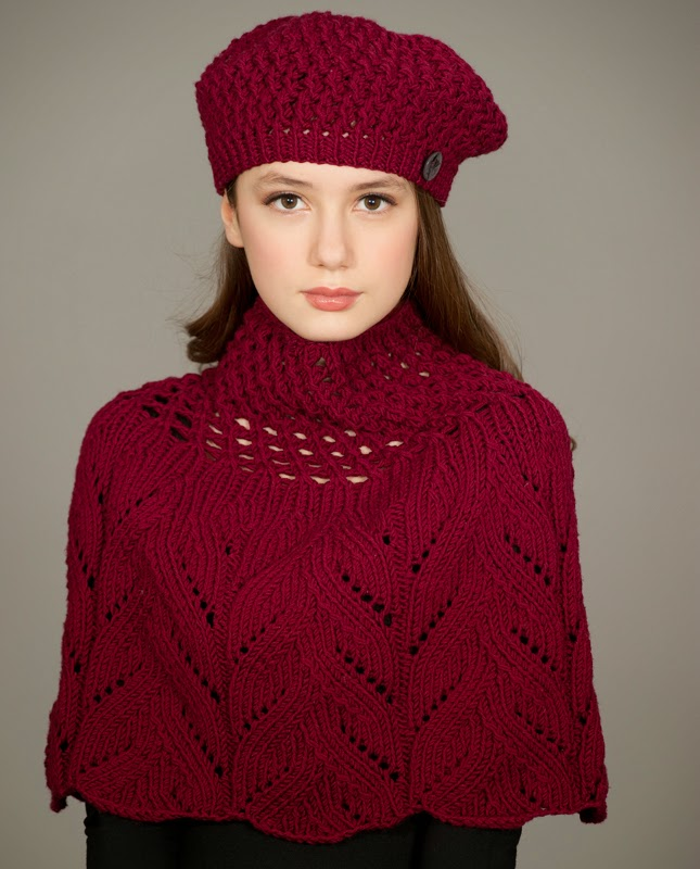 Luxury Knit Fashion by Elena Rosenberg, Made in New York
