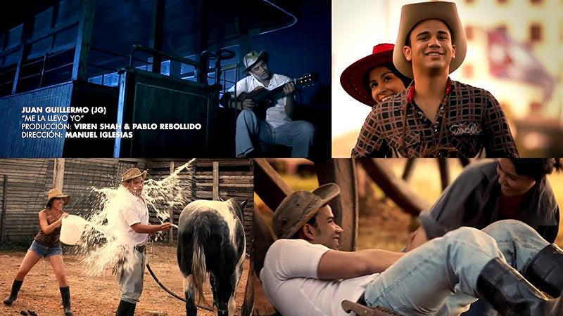 JG Juan Guillermo - ¨Me la llevo yo¨ - Videoclip - Dirección: Manuel Iglesias. Portal Del Vídeo Clip Cubano