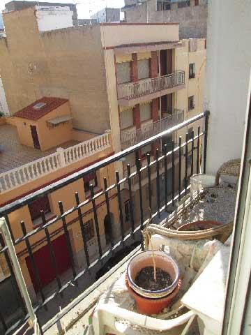 piso en venta calle cabanes castellon balcon