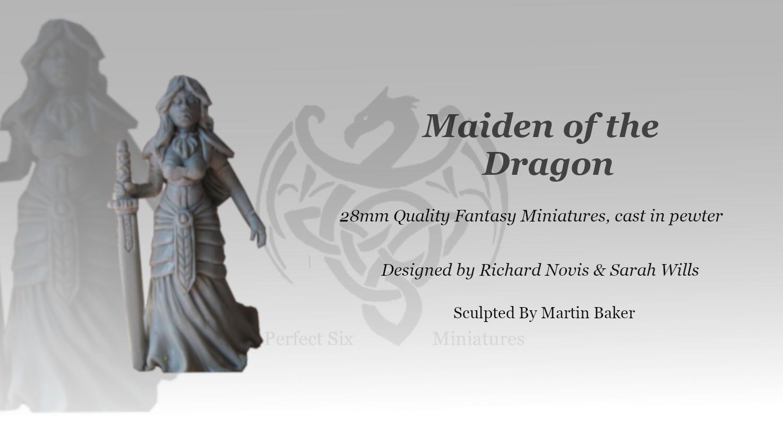 perfect six 28mm fantasy miniatures