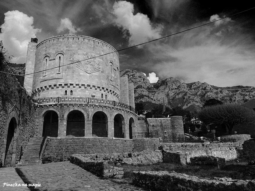 zamek w Kruji