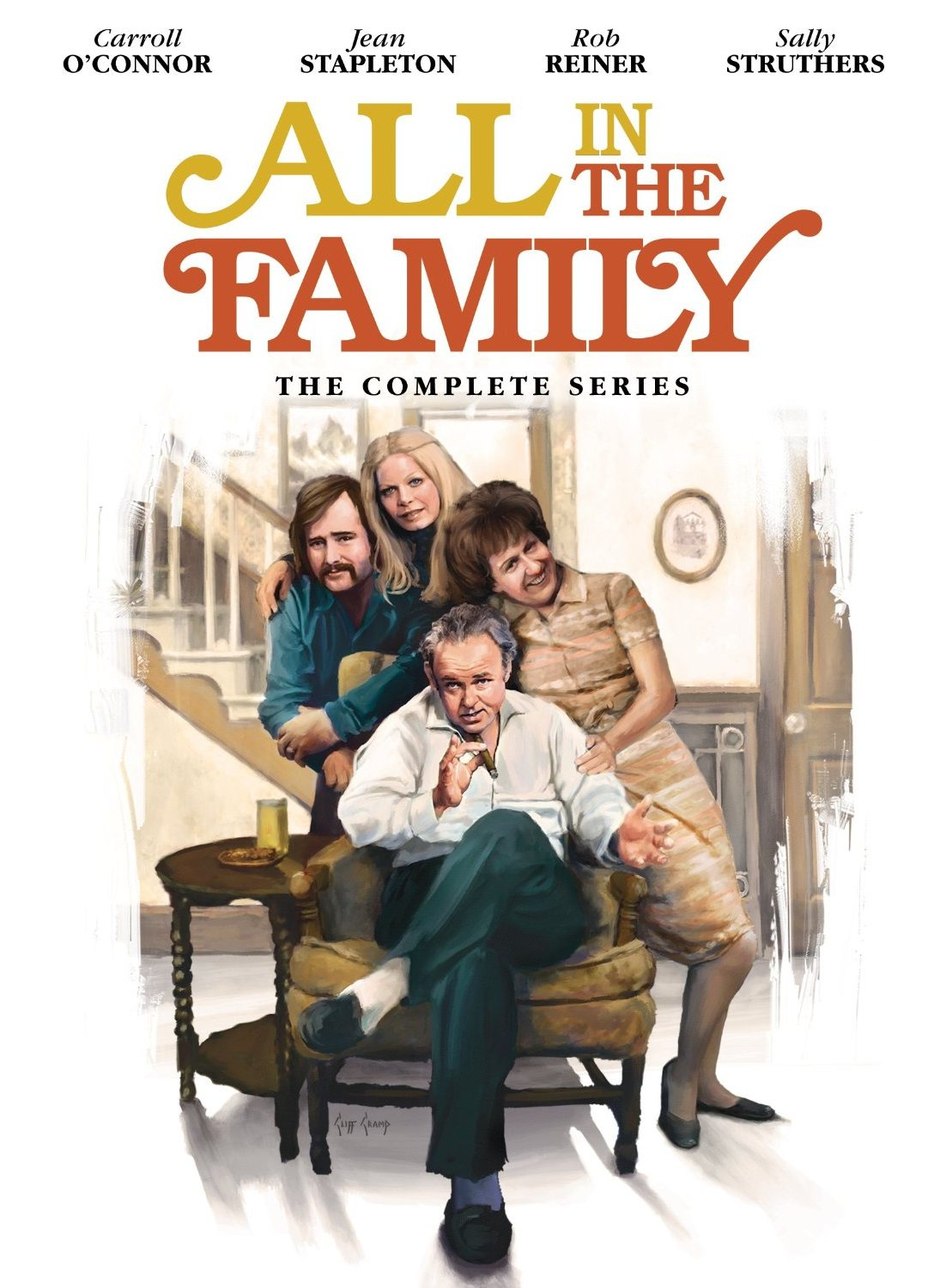 All In The Family Norman Lear 1968 79 Shout Factory