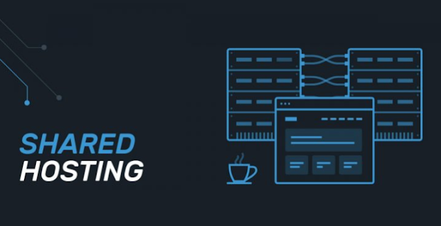 explore shared hosting