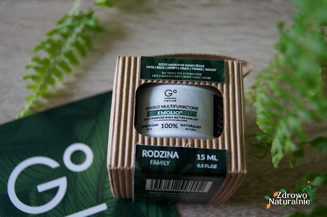 Gonature - Masło multifunkcyjne o zapachu pomelo