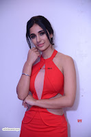 Alankrita new actress in Red Deep Neck Gown Stunning Pics ~  Exclusive Galleries 025.jpg