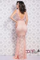 rochie-lunga-de-ocazie-Romantic Lady