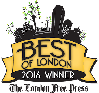 Best of London Winner, 2016, The London Free Press