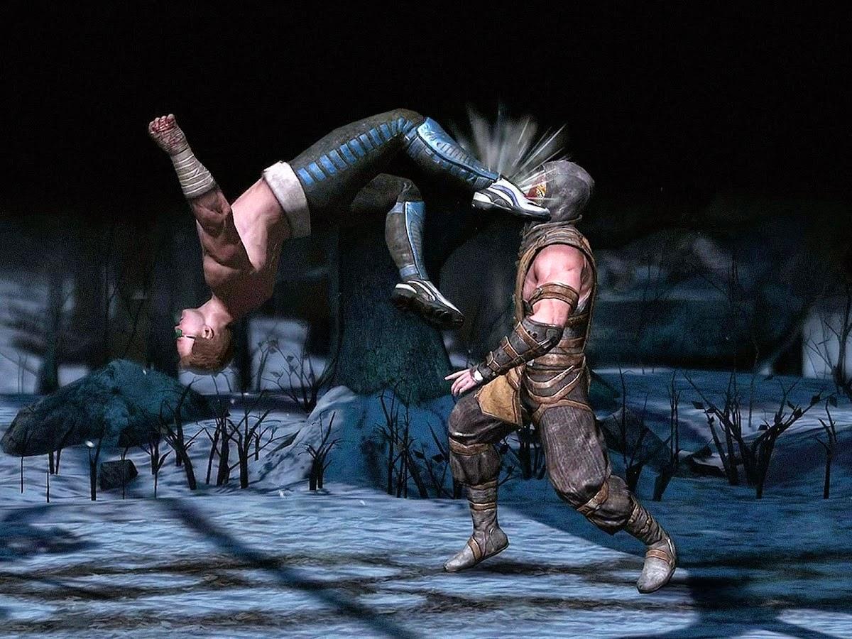 Mortal Kombat 4 Apk data free download