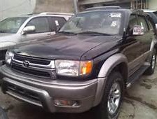 Nigerians love this Toyota 4Runner