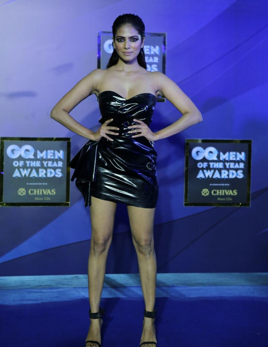 Indian Model Malavika Mohanan At GQ Men Of The Year Awards 2019