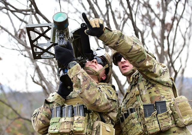 Quân đội Hoa Kỳ nâng cấp khả năng chống máy bay không người lái UAS cho Tên Lửa Stinger