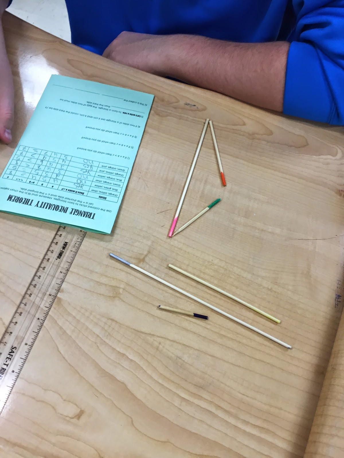Misscalcul8 Triangle Inequality Skewers